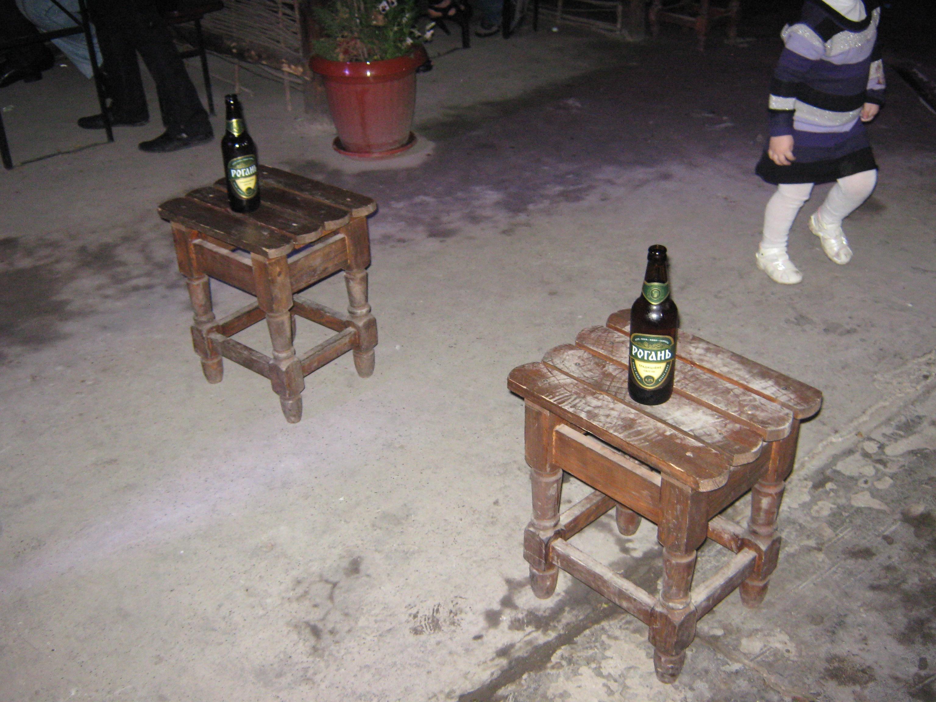Майовка в Пивной Хате