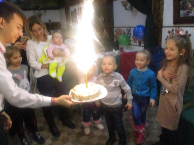 Именинники ноября 2018 Пивная Хата Красноперекопск